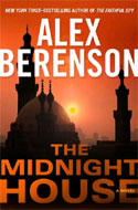 Signed copies of The Midnight House by Alex Berenson