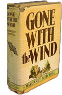 Gone with the Wind - Margaret Mitchell: US 1936 First Edition, First Print
