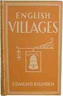 English Villages by Edmund Blunden