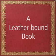 A Leather-bound Book