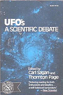 UFOs: A Scientific Debate coauthored with numerous writers (1972)