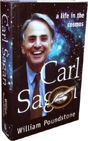Carl Sagan: A Life in the Cosmos by William Poundstone