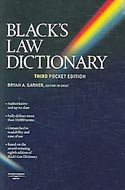 0314158626 Black's Law Dictionary by Henry Campbell Black
