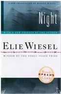 imagery in the book night by elie wiesel Symbolism, or using a person, place, or thing to represent a more abstract idea, plays a huge role in elie wiesel's night, which tells the story of wiesel's experiences in nazi concentration.