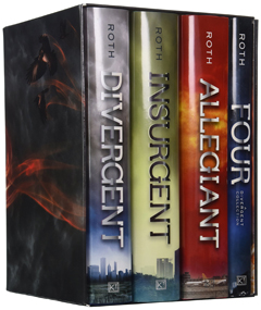 Divergent Series Ultimate Boxed Set by Veronica Roth