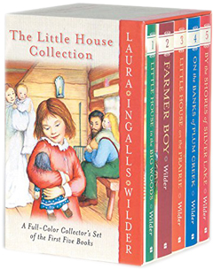 The Little House Collection Box Set by Laura Ingalls Wilder