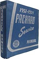 1951-1954 Packard Service Manual
