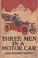 Three Men in a Motor Car by Hugh Rochfort Maxsted
