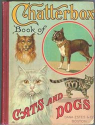 25 Collectable Cat and Dog Books