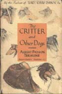 The Critter and Other Dogs by Albert Payson Terhune