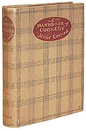 A Handbook of Cookery  by Jessie Conrad