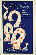 Secrets of the Deep or the Perfect Yachtsman by Old Captain Taylor - Scarce title by Dr. Seuss