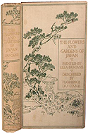 The Flowers and Gardens of Japan by Ella and Florence Du Cane