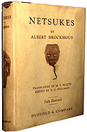 Netsukes by Albert Brockhous