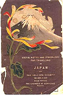 Useful Notes and Itineraries for Travelling in Japan by The Welcome Society