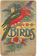 The A.B.C. Book of Birds by Carolyn S. Hodgman