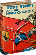 Tom Swift and His House on Wheels by Victor Appleton