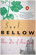 UK paperback More Die of Heartbreak - Saul Bellow