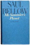 US first edition Mr. Sammler's Planet - Saul Bellow