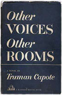 US first edition Other Voices, Other Rooms - Truman Capote