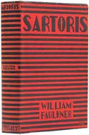 Sartoris/Flags in the Dus by William Faulkner