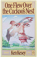 Paperback One Flew Over the Cuckoo's Nest - Ken Kesey