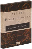 US first edition paperback All The Pretty Horses - Cormac McCarthy