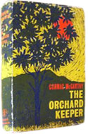 UK first british edition The Orchard Keeper - Cormac McCarthy
