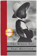 US hardcover The Bluest Eye - Toni Morrison