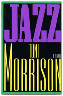 US first edition, first printing Jazz - Toni Morrison
