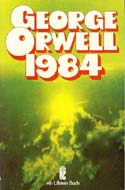 Nineteen Eighty-Four by George Orwell, published by Ullstein Verlag, 1983
