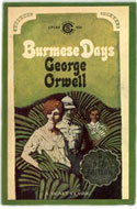 Burmese Days - 1963 1st printing of new edition paperback