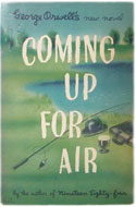 Coming Up For Air - US 1960 Second Printing