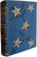 UK 1886 First Edition The Merry Men and Other Tales and Fables - Robert Louis Stevenson