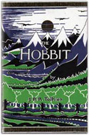 UK First edition, first printing, fifth impression The Hobbit - J.R.R. Tolkien