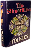 UK 1977 edition The Silmarillion - J.R.R. Tolkien
