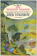 US first edition paperback The Tolkien Reader - J.R.R. Tolkien