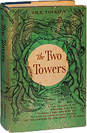 UK 11th printing The Two Towers - J.R.R. Tolkien