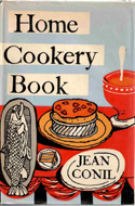 Home Cookery Book by Jean Conil (1961)