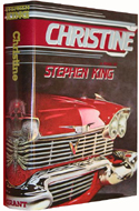 Christine by Stephen King.