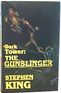 The Dark Tower I: The Gunslinger by Stephen King