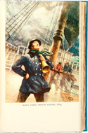 Trending to Maine by Kenneth Roberts & illustrated by N.C. Wyeth