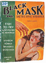 An Issue of Black Mask Magazine