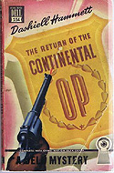 The Return of the Continental Op by Dashiell Hammett