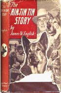 The Rin Tin Tin Story by James W. English