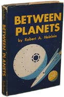 Between Planets by Robert Heinlein