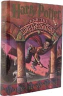 Harry Potter and the Sorcerer�s Stone, first in the Harry Potter series by J.K. Rowling