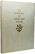 The Marriage of Cupid and Psyche by Walter Pater - with illustrations by Edmund Dulac
