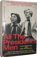 All the President�s Men by Carl Bernstein & Bob Woodward