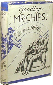Good-bye Mr. Chips by James Hilton